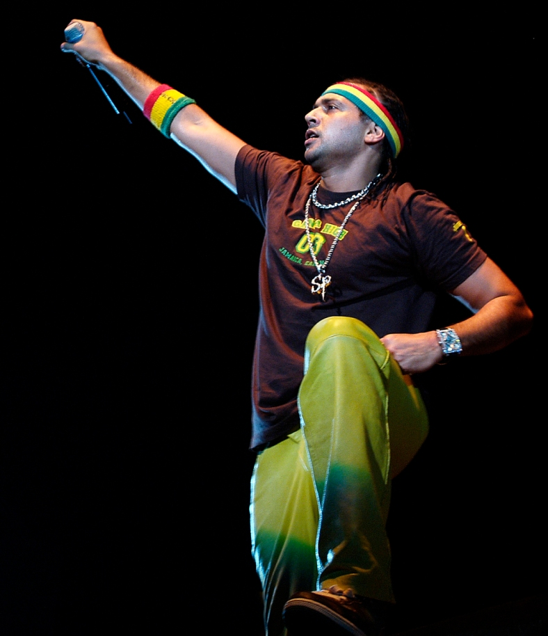 Sean Paul Plays Wembley Arena